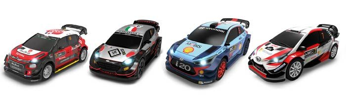 coches wrc